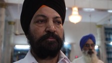 Meet Singh Kapoor's uncle spoke to ITV News in Jalalabad.