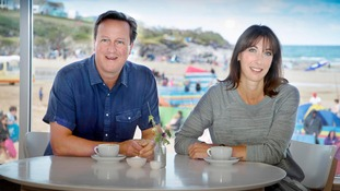Camerons in Cornwall