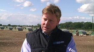 Glenn Dams, Managing Director, Wayland Farms.