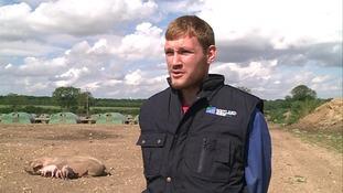 Daniel Brice, Deputy Manager.