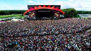 Leeds fest begins on Friday