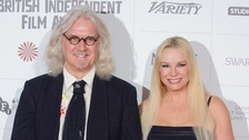 Billy Connolly and his wife Pamela Stephenson.