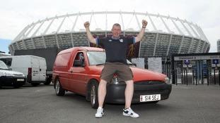 England Euro 2012