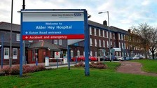Alder Hey children's NHS trust told to make improvements