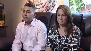 A family from Derby who have Yazidi relatives in Iraq say they've escaped to live on a mountain.