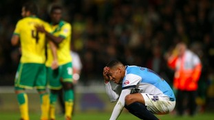There were contrasting emotions at Carrow Road as Norwich City beat Blackburn Rovers.
