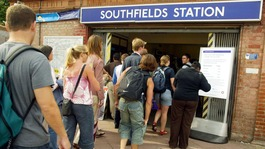 How living near a station boosts your house price