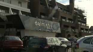 Dalmeny Hotel in St Annes