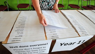 Thousands of students in Cumbria will get their GCSE results today