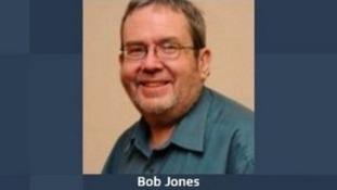 Bob Jones died last month