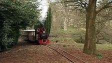 The miniature railway at Longleat has operated there for decades