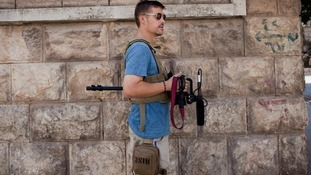 James Foley was kidnapped in Syria in 2012.