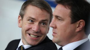 Iain Moody and Malky Mackay were expected to be reunited at Crystal Palace.