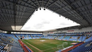 Coventry City are returning to the Ricoh Arena.