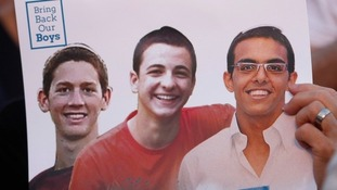 Naftali Frenkel, Gilad Shaar and Eyal Yifrach were found dead more than two weeks after they went missing.