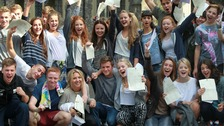 Students receive their GCSE exam results today (21st August)