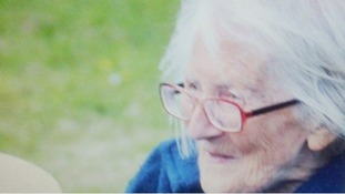 A 90-year-old woman who had reported missing in Northamptonshire has been found.