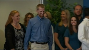 Dr Kent Brantly has been released from hospital