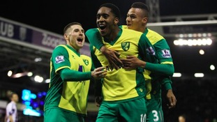 Leroy Fer left Norwich City to join QPR.