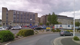 The man's body has been transferred to Letterkenny General Hospital