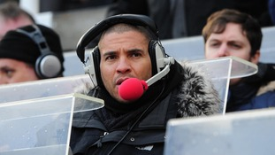 Stan Collymore has worked in broadcasting since his playing career ended.