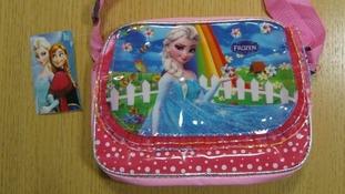 Fake Disney bag