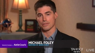 James Foley's brother Michael.