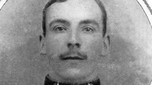 Corporal Charles Garforth VC