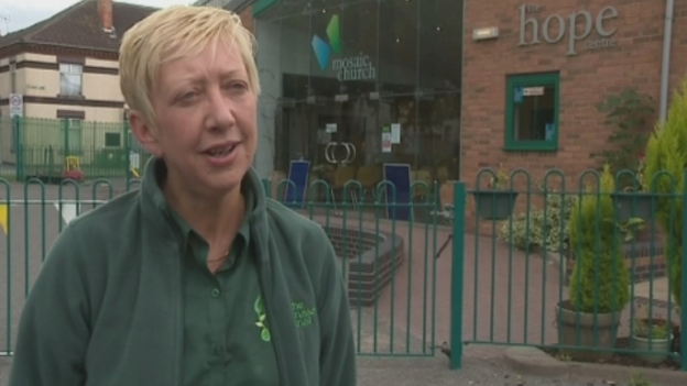 The Trussell Trust Food Bank Gloucester