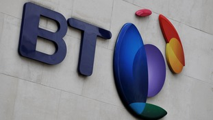 BT announced prices will rise by up to 6.5% from December.