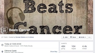 Beats Cancer Facebook page.