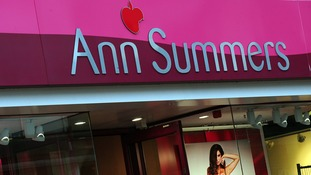 An Ann Summers branch in Derby pictured last year.