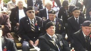Ex- servicemen