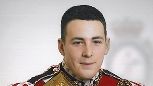 Fusilier Lee Rigby's mum wept when she heard about US journalist James Foley.