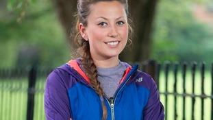 Amy Hughes, marathon runner
