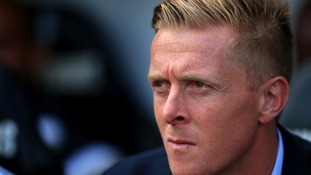 Swans Manager Garry Monk