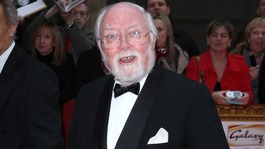Actors pay tribute to Lord Attenborough at the Emmys