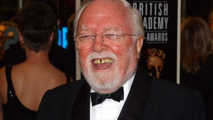 Lord Attenborough also won four Baftas during his career.