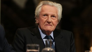 Lord Heseltine said people don't perceive students as immigrants.