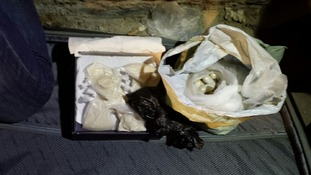 Crack cocaine seized in Metropolitan police raid