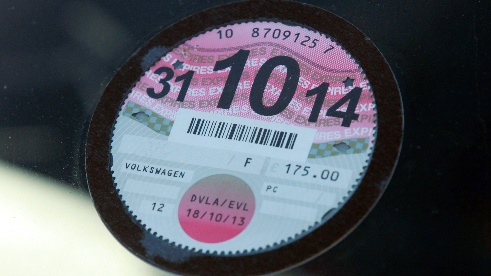 Car Tax Discs Scrapped In October How The Changes Will