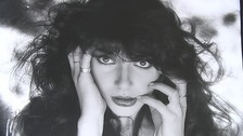 'Kate Bush' at Snap Galleries in Piccadilly is open from 26 August