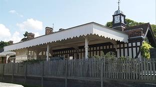The Clockhouse at Wolferton.