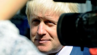 Boris Johnson says that if he's elected as MP he will still serve out his term as Mayor