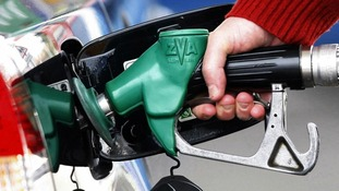 Petrol prices fall for second month... but drivers to be hit by 3p a litre hike in fuel duty in August