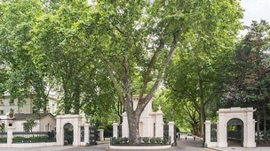 Kensington Palace Gardens: the most expensive street in Britain