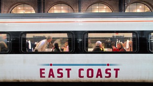 An East Coast train.