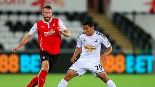 Swansea City V Rotherham