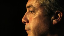 Nigel Farage selected to fight Thanet South for UKIP