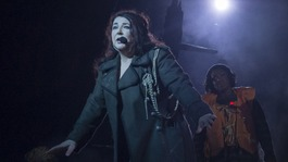 Kate Bush wows fans at first London comeback gig